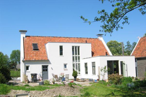 Transformatie woonhuizen